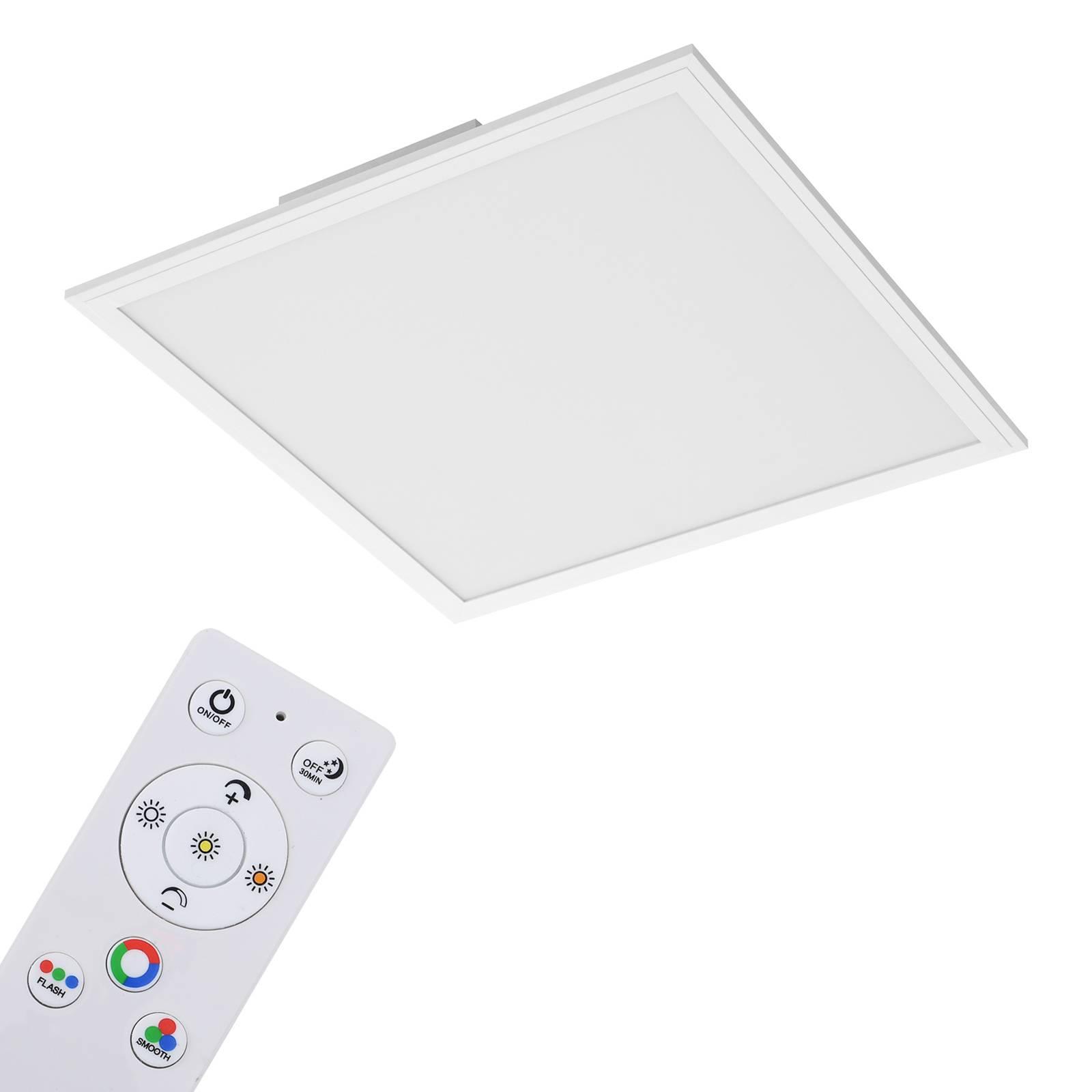 LED-paneeli Colour 45 cm x 45 cm, kaukosäädin