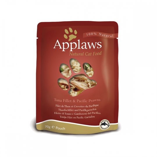 Applaws Cat Tuna & Shrimp