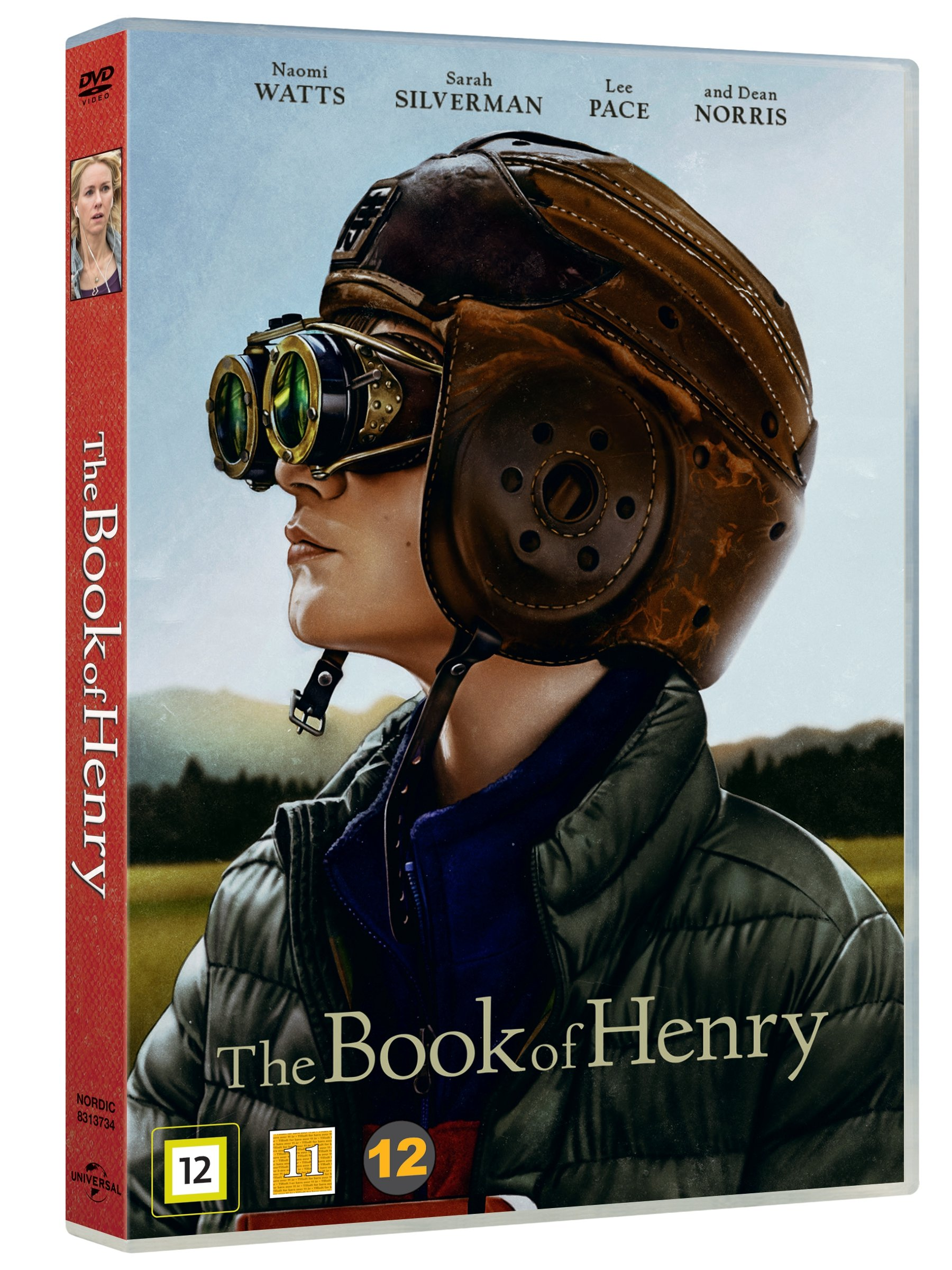 Book of Henry, The - DVD