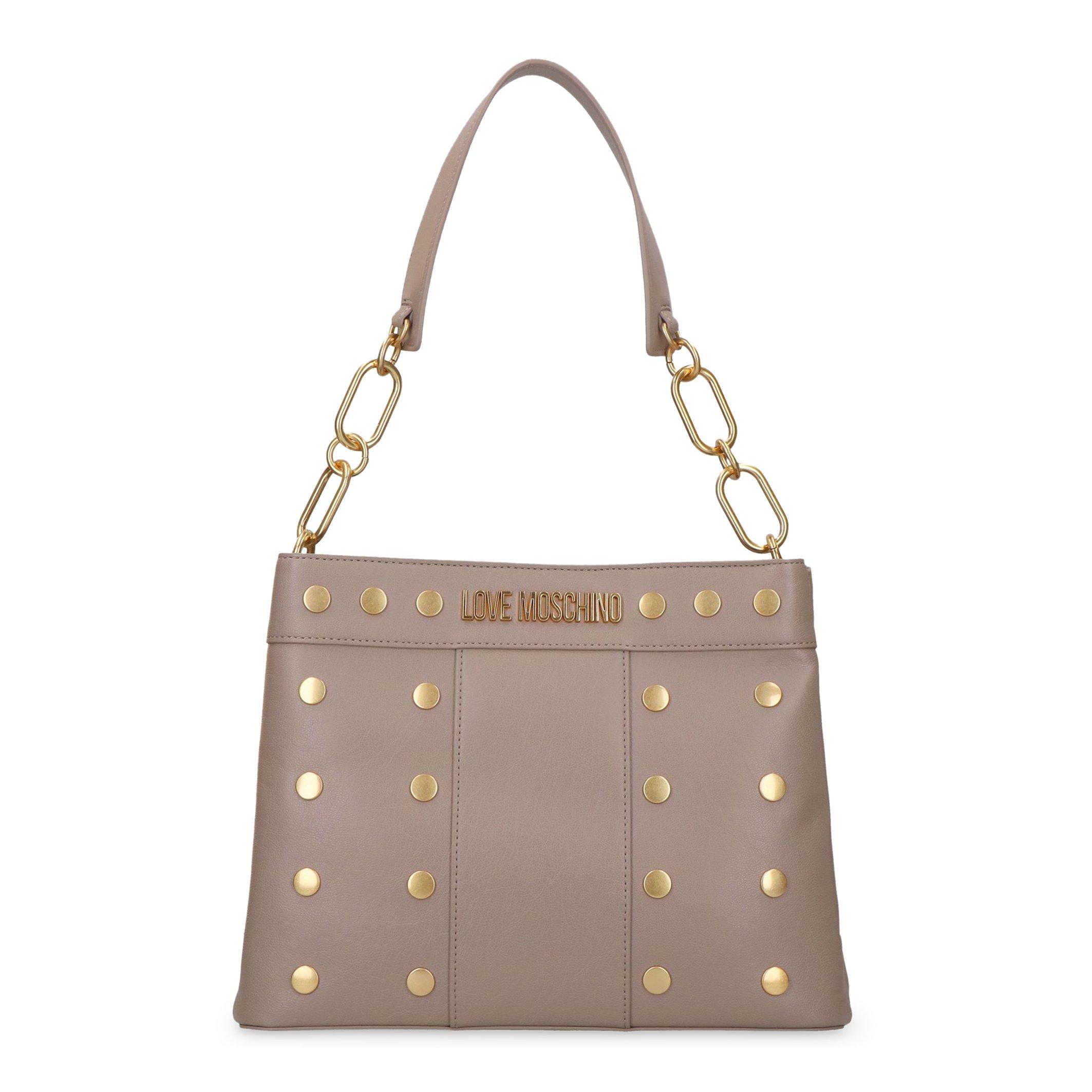Love Moschino Women's Shoulder Bag Various Colours JC4220PP1DLM0 - grey NOSIZE