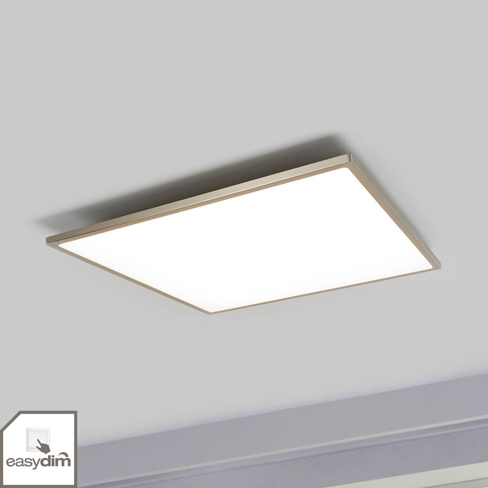 Easydim LED taklampe Ceres i kantet form