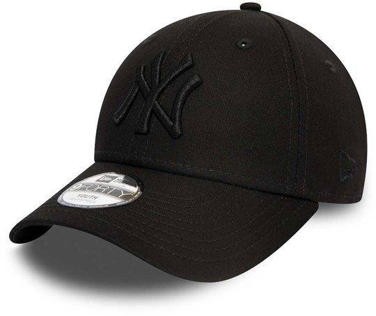 New Era NYY League Essential 940 Kaps, Black, 4-6 år