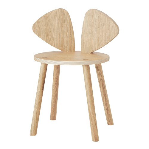 Nofred - Mouse Chair School - Oak