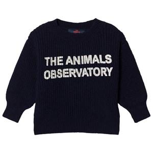The Animals Observatory TAO Bull Tröja Blue Animals 2 år