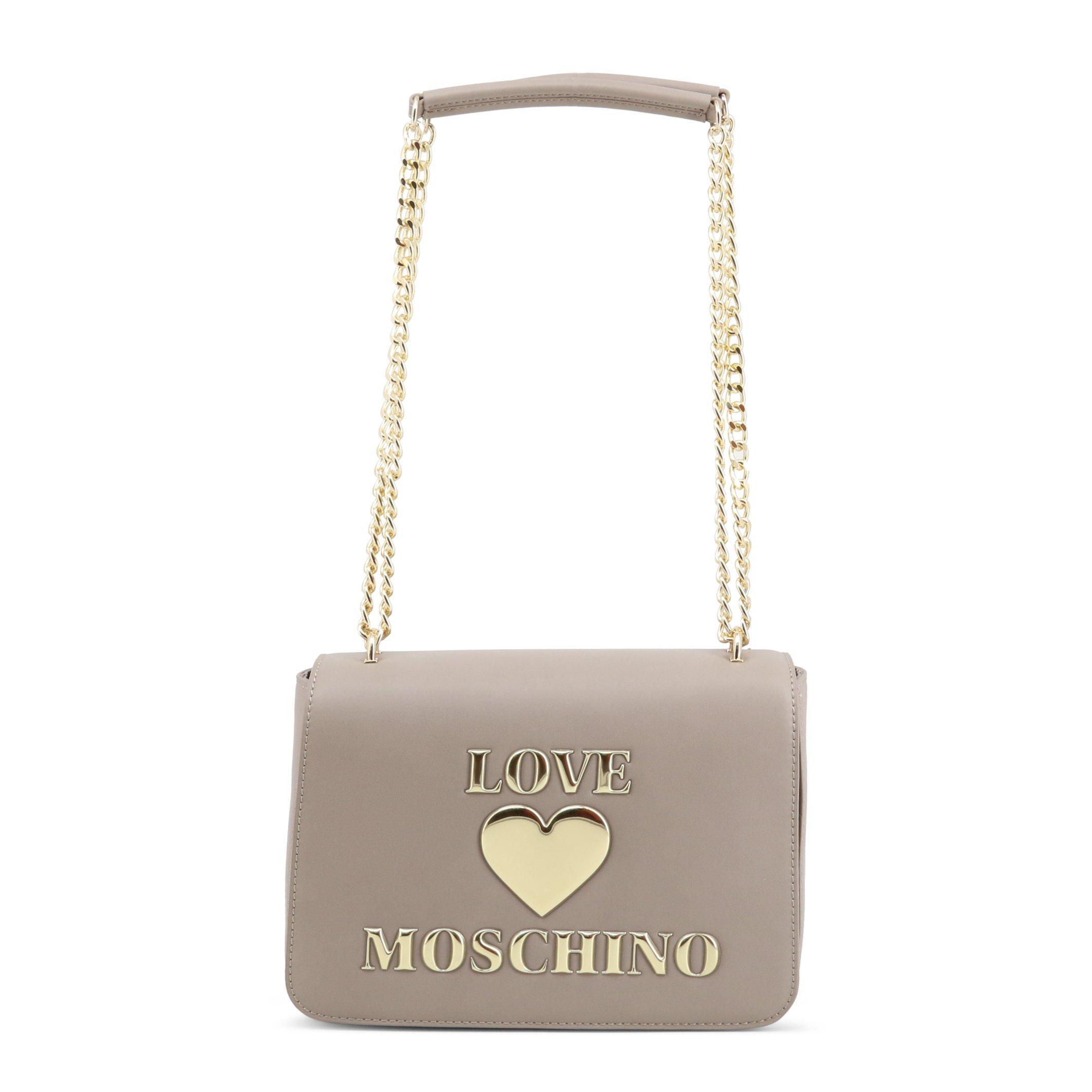Love Moschino Women's Shoulder Bag Various Colours JC4035PP1BLE - grey NOSIZE