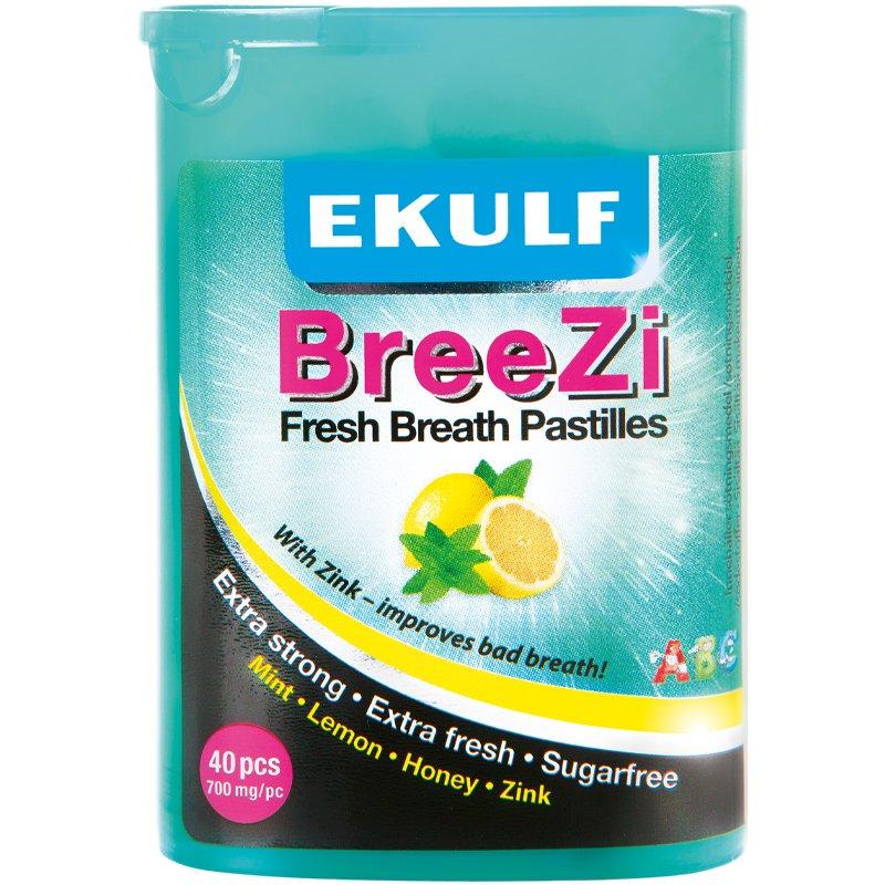 Pastillit Fresh Breath 40kpl - 38% alennus