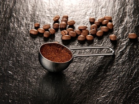 Kaffemått Stål