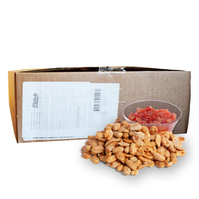 Hel Låda Jordnötter Salsa 5kg - 75% rabatt
