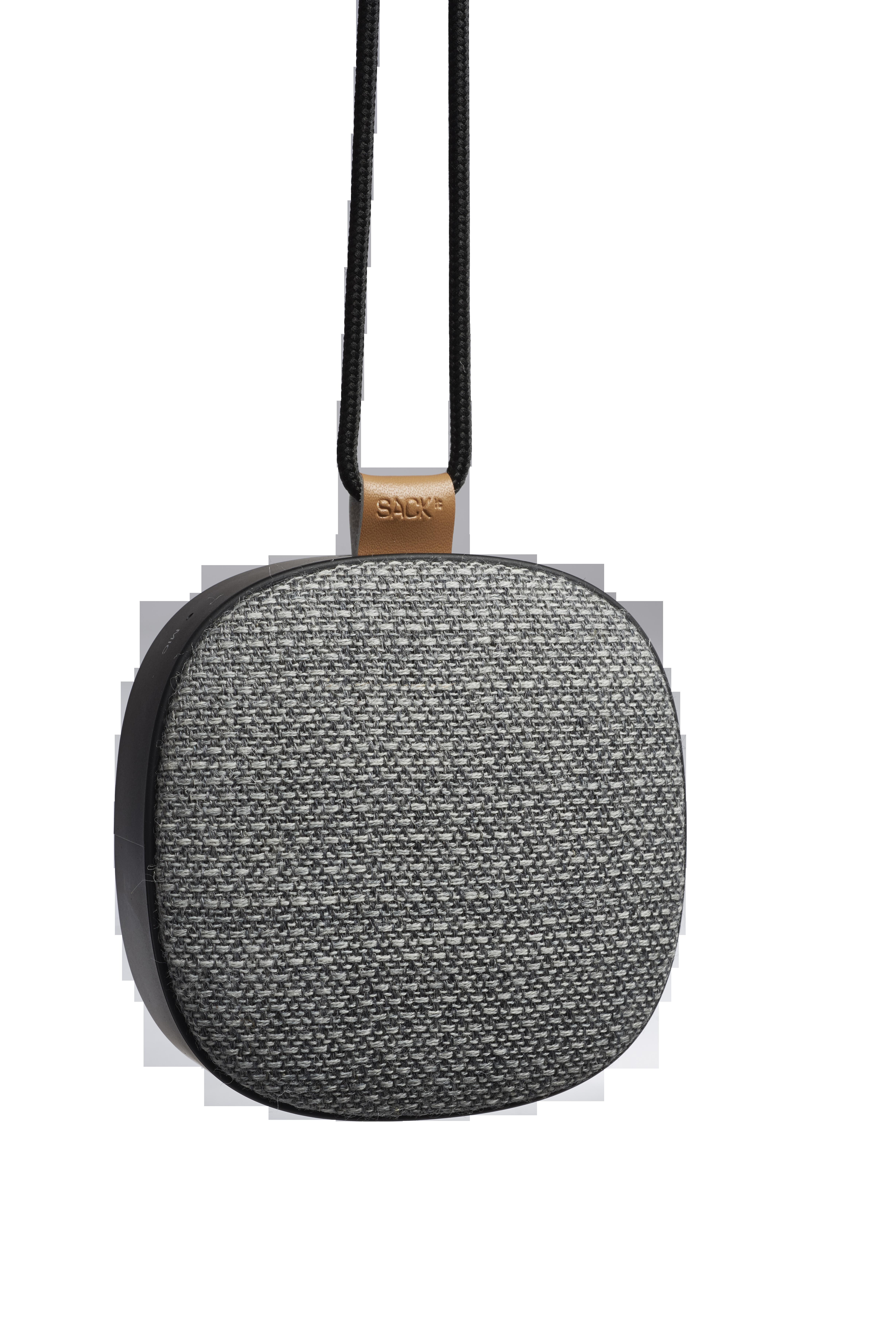 Sackit WOOFit Go X Bluetooth speaker Chrome