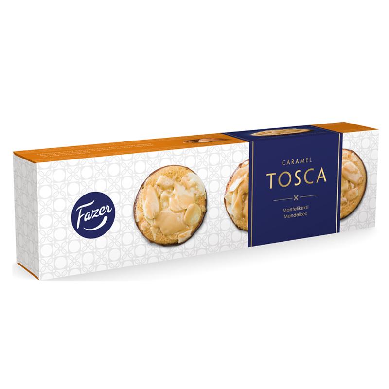Caramel Tosca Keksit - 54% alennus