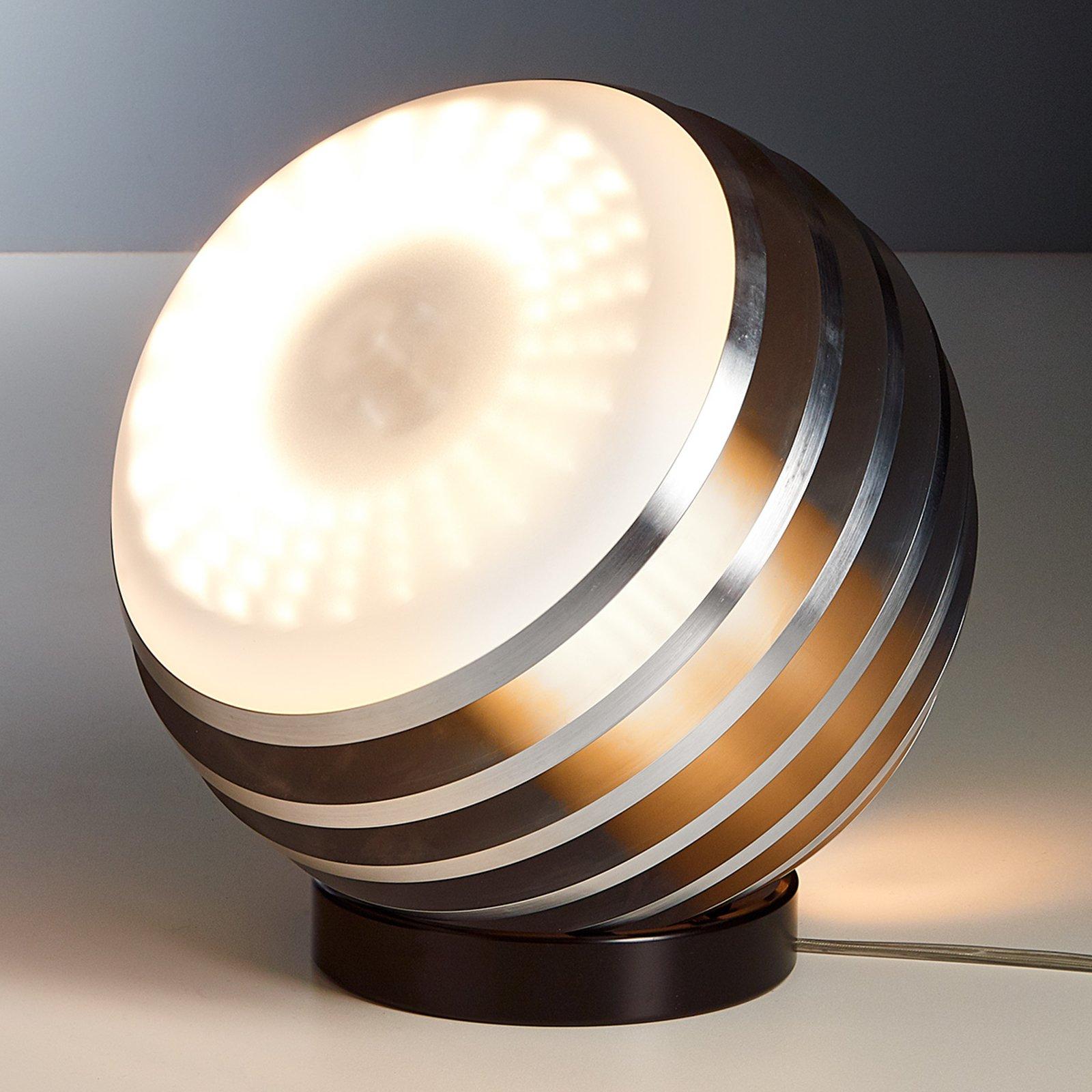 TECNOLUMEN Bulo XL - LED-gulvlampe, aluminium