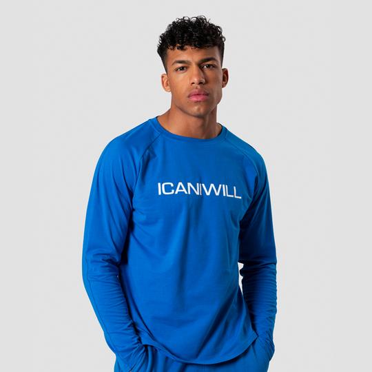 Essential Long Sleeve, Blue