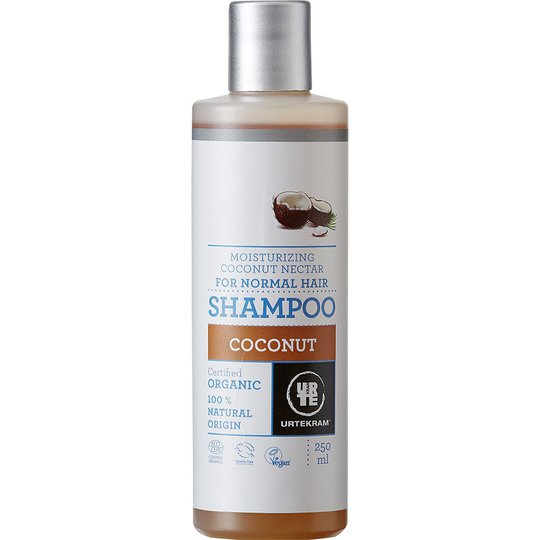 Coconut, 250 ml Urtekram Shampoo