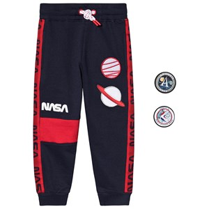 Fabric Flavours NASA Mjukisbyxa Marinblå 3-4 years