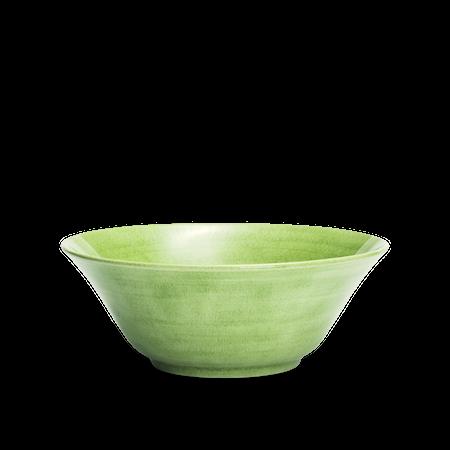 Basic Skål Stor Grön 200 cl