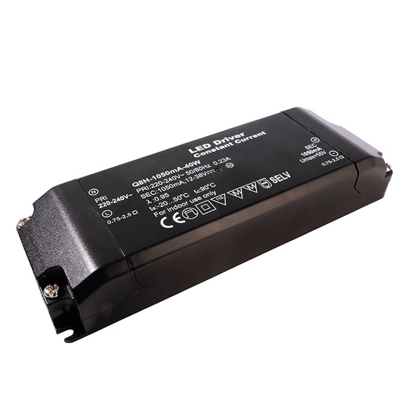 LED-strømforsyning 1050 mA for COB130