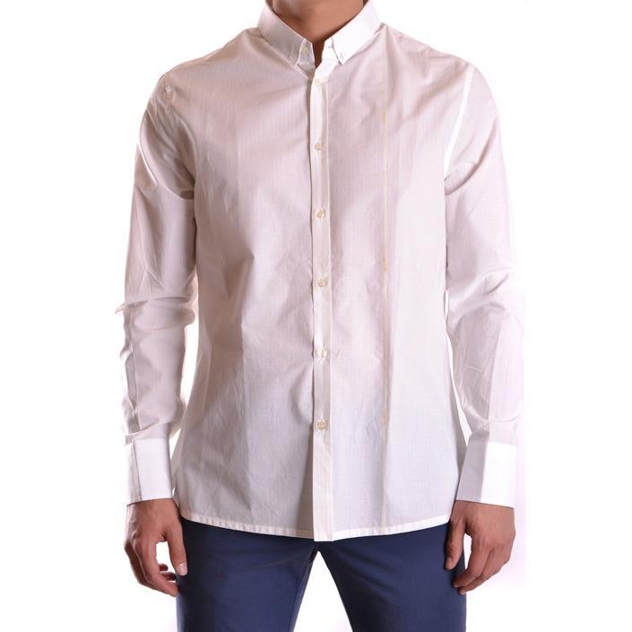Bikkembergs Men's Shirt White 187089 - white M