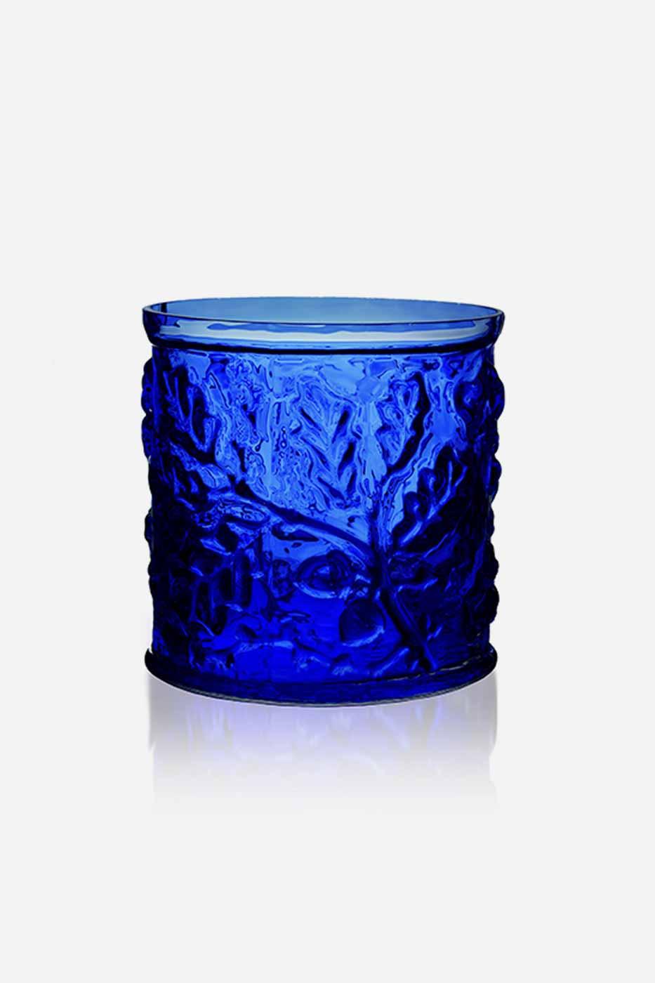 Vas Kungliga Eken 14 cm blå