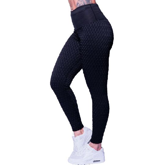 Caldera 3D Leggings, Black/Black