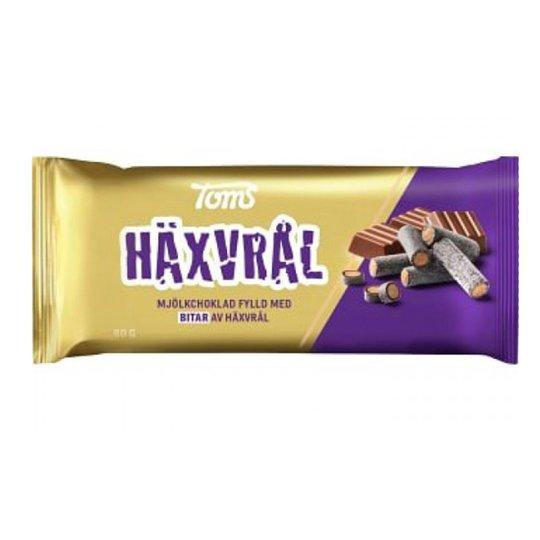 Mjölkchoklad Häxvrål 80g - 60% rabatt