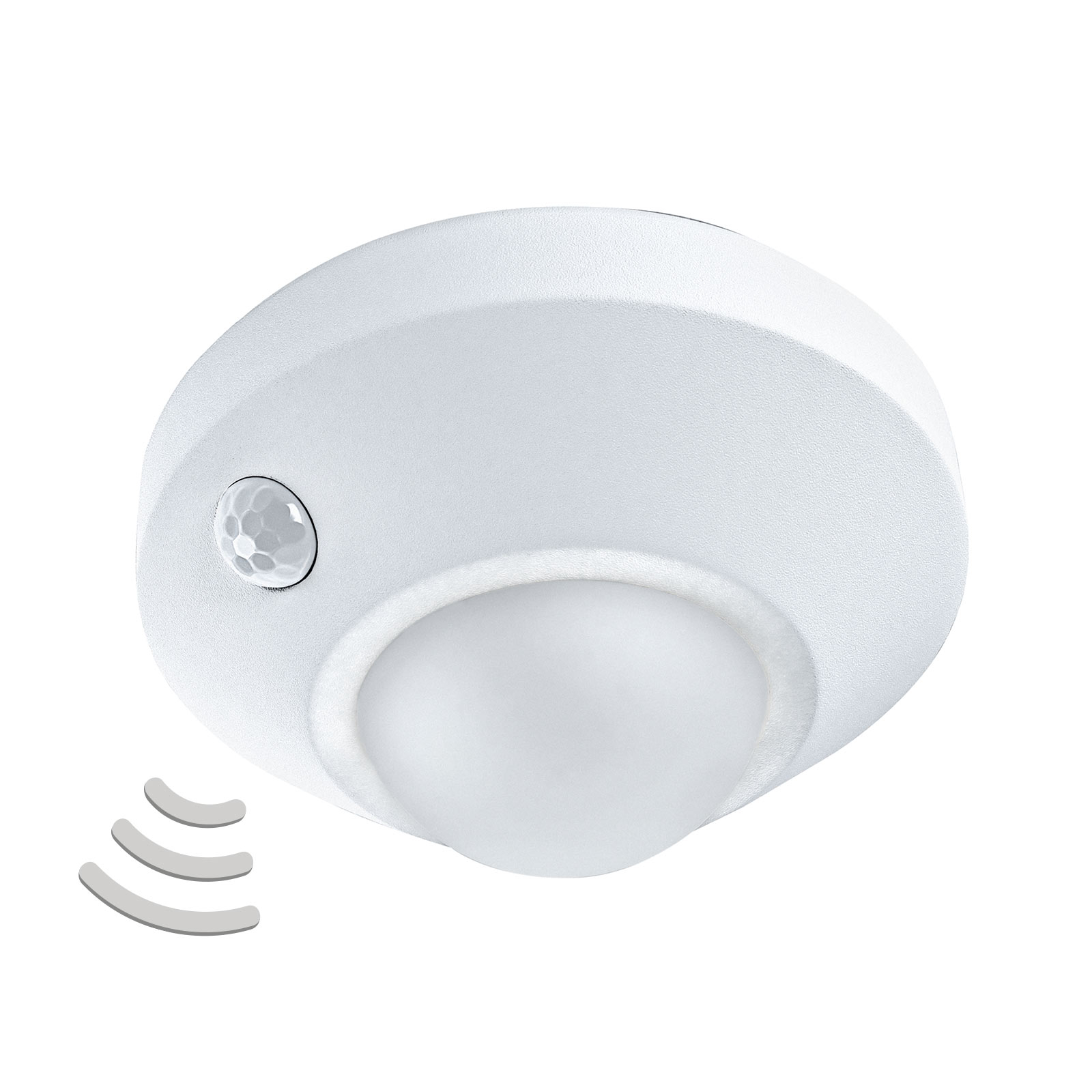 LEDVANCE Nightlux Ceiling LED-yövalo valkoinen