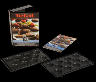 Tefal Snack Collect Box 12: Smbidder Smörgåsgrill