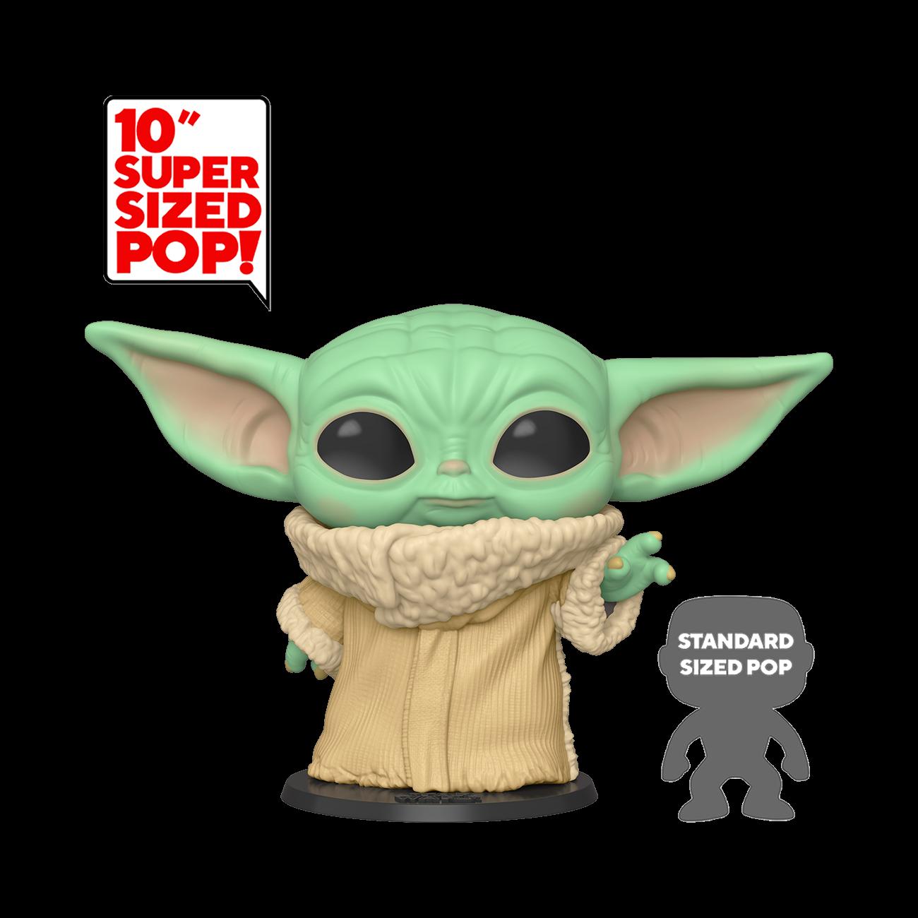 Funko POP! - Big Figure - The Child 25 cm (Baby Yoda) (Star Wars: The Mandalorian) (49757)