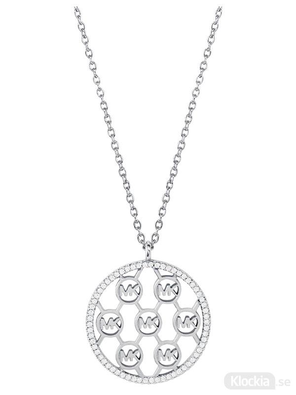 Michael Kors Halsband Premium – Silver MKC1477AN040 - Damsmycke