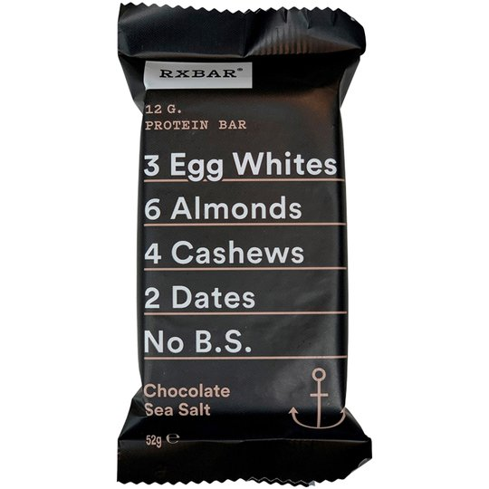 Proteinbar Chocolate Seasalt - 36% rabatt