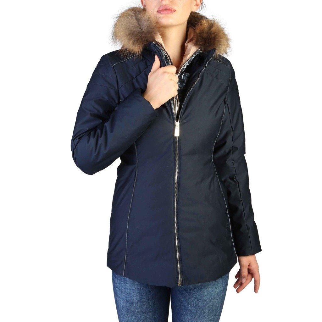 Yes Zee Women's Jacket Blue O051_Q500 - blue M