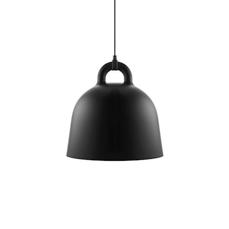 Bell Lampe Svart M