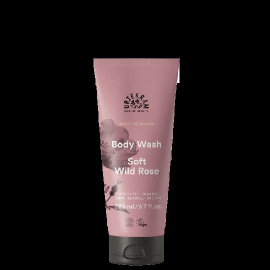 Soft Wild Rose Body Wash 200 ml