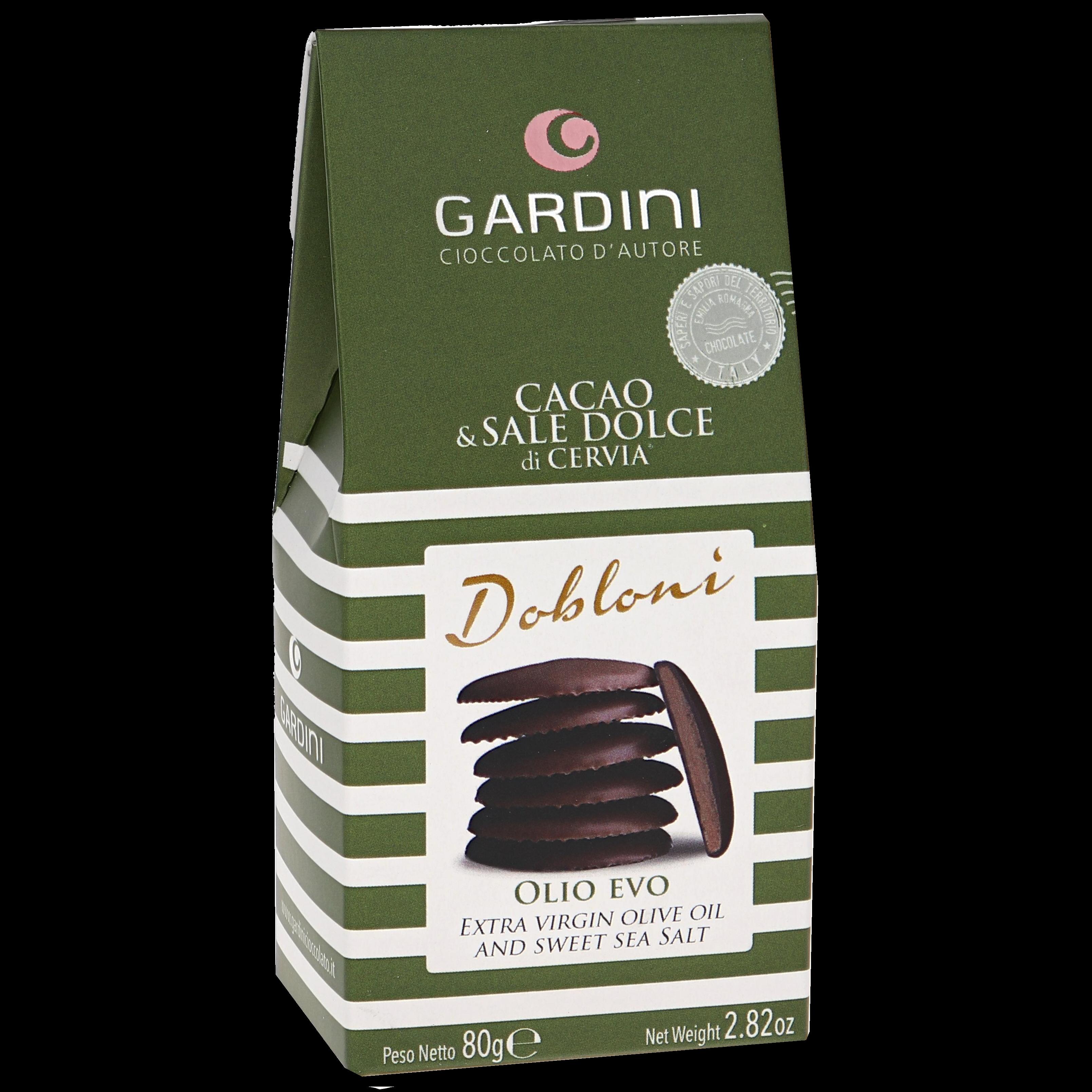 Mörk Choklad Olivolja & Havssalt - 39% rabatt