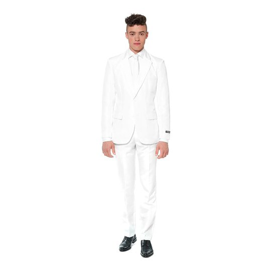 Suitmeister Vit Kostym - Small
