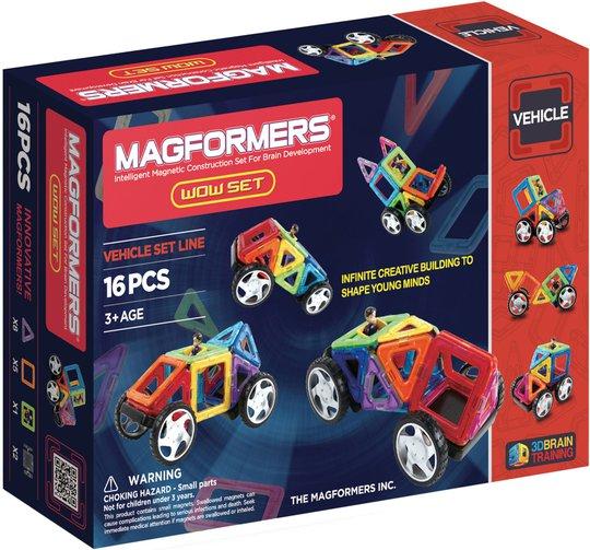 Magformers Wow Byggesett