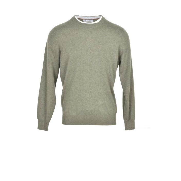 Brunello Cucinelli - Brunello Cucinelli Men Knitwear - green 48