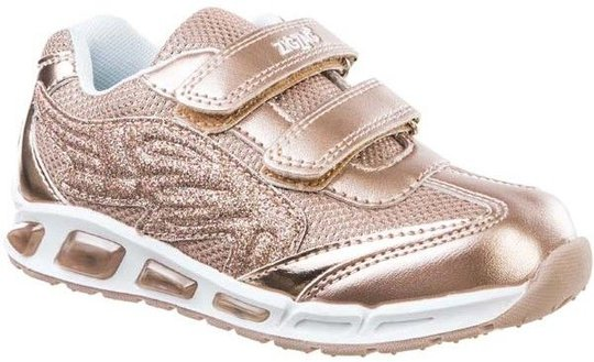 ZigZag Roseau Blinkende Sneaker, Gold, 24