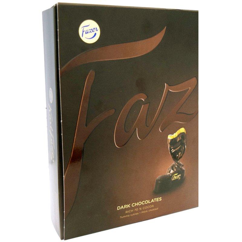 Fazer One-Twist Dark Chocolate - 58% rabatt