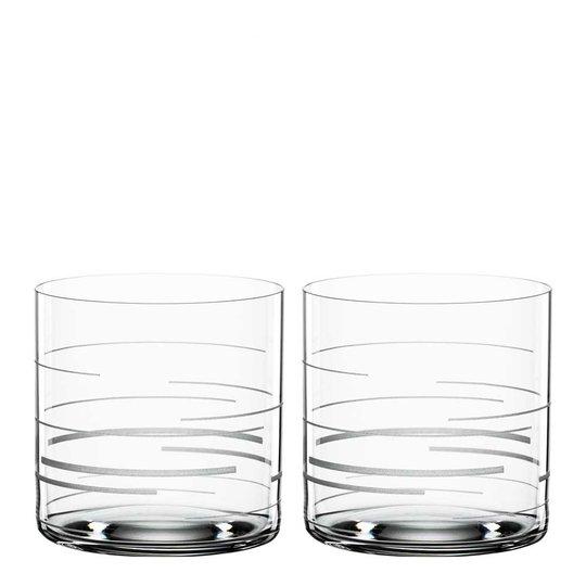 Spiegelau - Spiegelau Signature Drinks Lines Tumbler 33 cl 2-pack