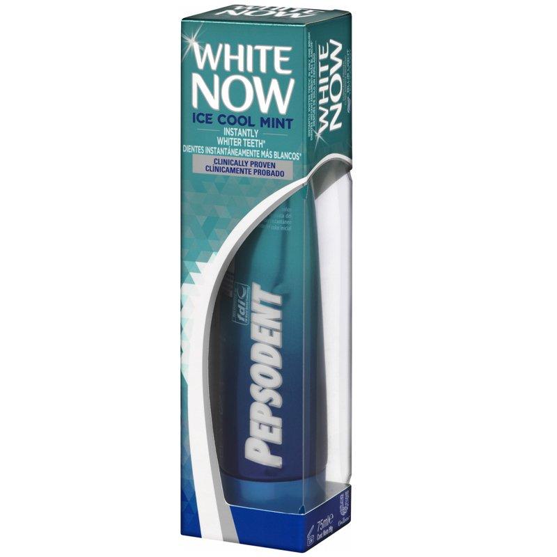 """Tandkräm """"White Now"""" 75ml - 46% rabatt"""