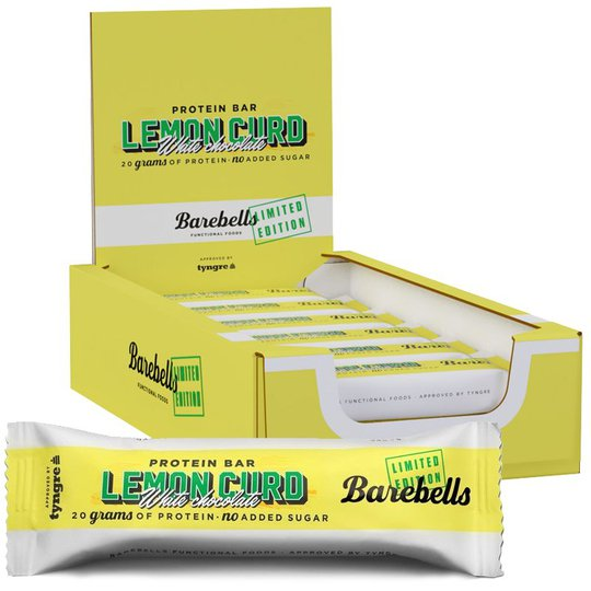 Proteinbars Lemon Curd 12-pack - 52% rabatt