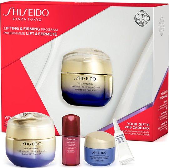 Vital Perfection Set, Shiseido Ihonhoitopakkaukset