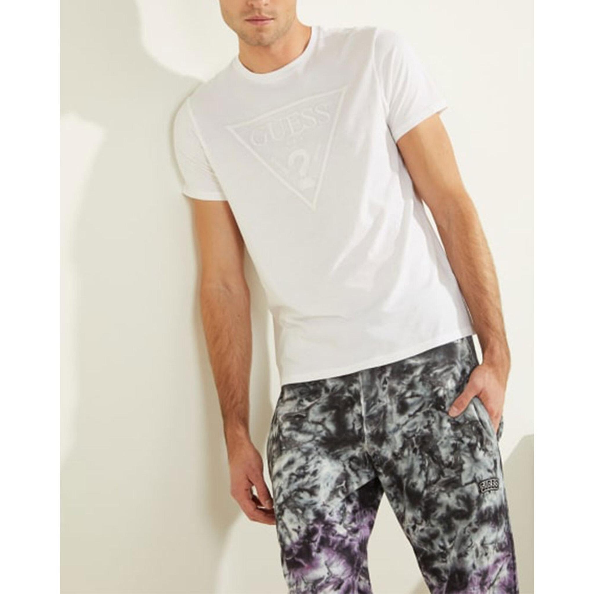 Es Ss Embroidered Logo Tshirt Short Sleeves