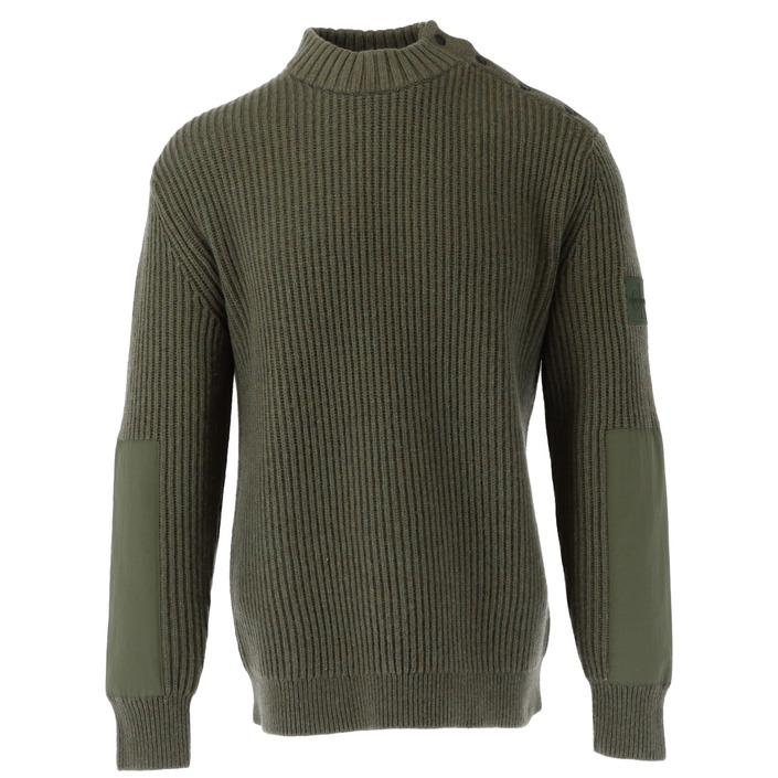 Calvin Klein Jeans Men's Sweater Green 280008 - green XS