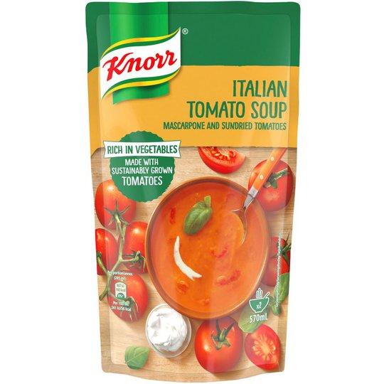 Tomaattikeitto Mascarponejuusto - 22% alennus