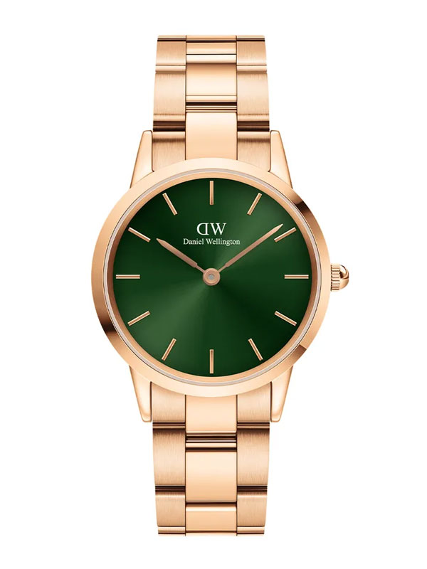 Daniel Wellington Iconic Emerald 32mm ADW00100420 - Damklocka