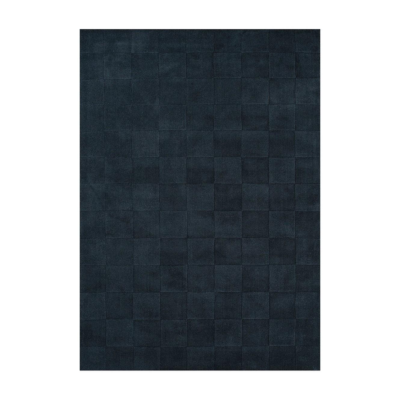 Ullmatta LUZERN 170 x 240 cm Slate, Linie Design