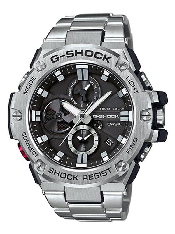 Casio G-Shock G-Steel Bluetooth GST-B100D-1AER