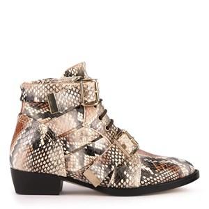 Chloé Leather ankle boots - Susanna 28 (UK 10)