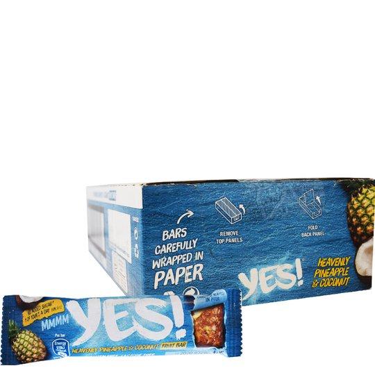 Ananas- och kokosbar 24-pack - 40% rabatt
